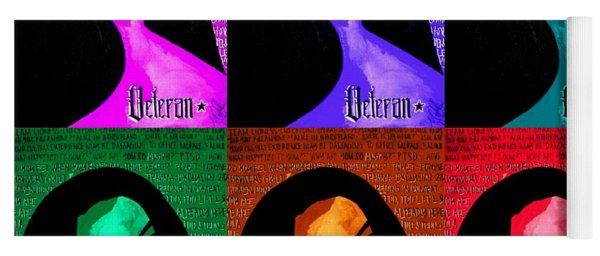 Veterana Colors Yoga Mat