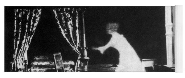 Victorian Ghost 19th Century Yoga Mat
