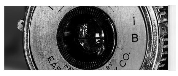 Vintage Kodak Duex Detail Yoga Mat