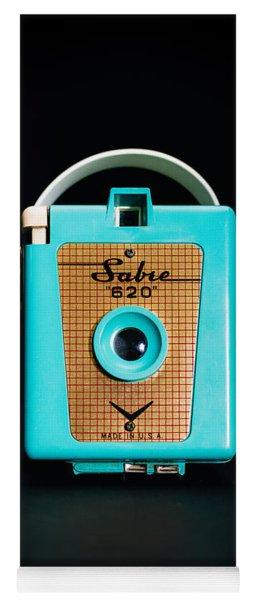 Vintage Sabre 620 Camera Yoga Mat