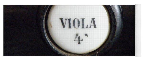 Viola Yoga Mat