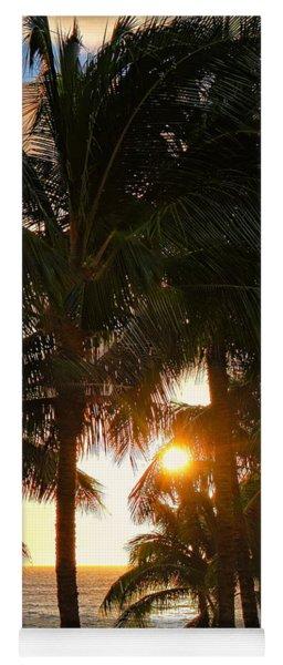 Waikoloa Palms Yoga Mat