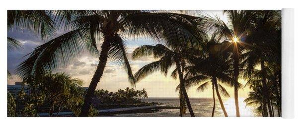 Waikoloa Sunset Yoga Mat