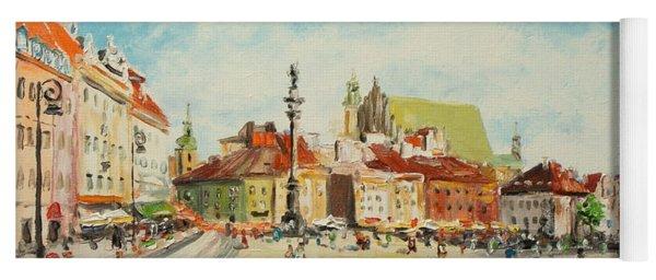 Warsaw- Castle Square Yoga Mat