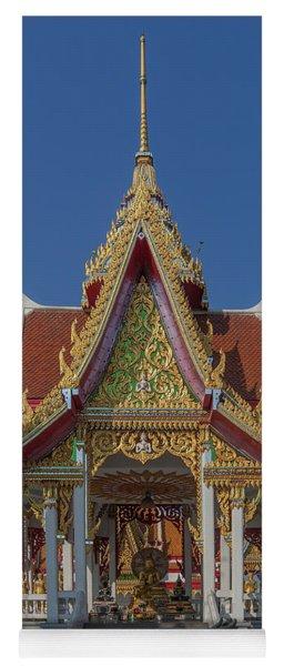 Wat Bukkhalo Central Roof-top Pavilion Dthb1809 Yoga Mat