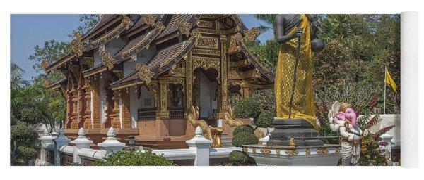 Wat Chedi Liem Phra Ubosot Dthcm0831 Yoga Mat