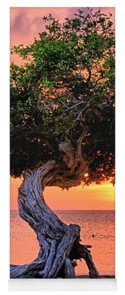 Watapana Tree - Aruba Yoga Mat