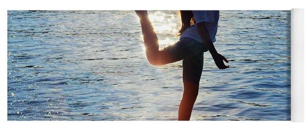 Water Dancer Yoga Mat