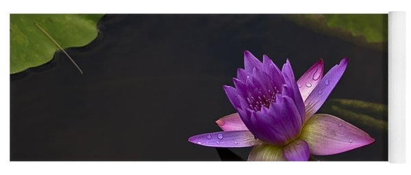 Water Lily Yoga Mat