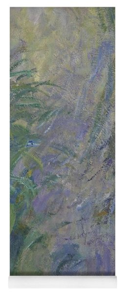 Waterlilies  Yoga Mat