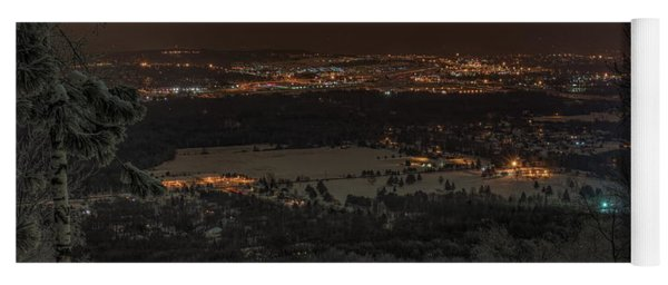 Wausau From On High Yoga Mat