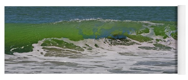 Wave Sequence 1 Of 4 Yoga Mat
