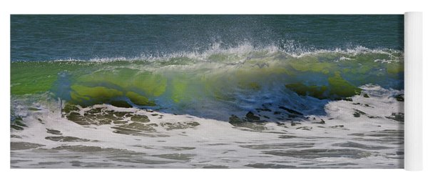 Wave Sequence 2 Of 4 Yoga Mat