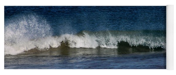 Waves And Surf Yoga Mat