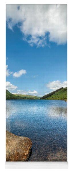 Welsh Lake Yoga Mat