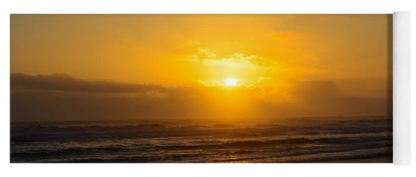Westport Sunset Yoga Mat