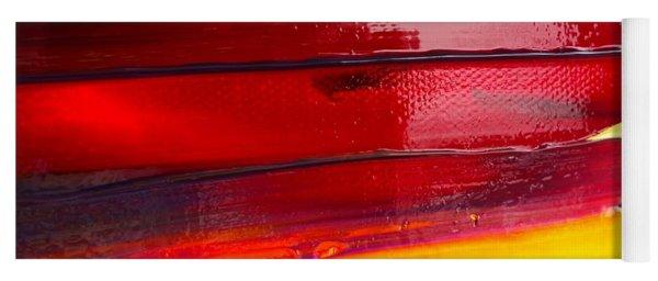 Wet Paint 123 Yoga Mat