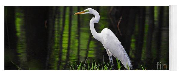 Wetland Wader Yoga Mat