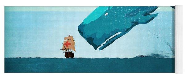 Whale Yoga Mat