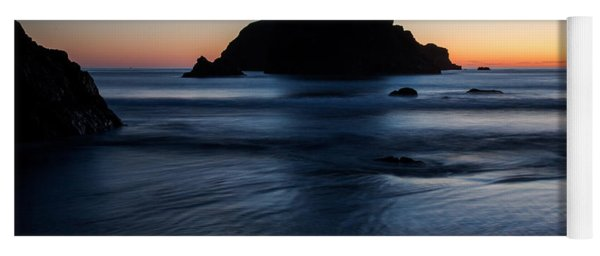 Whaleshead Beach Sunset Yoga Mat