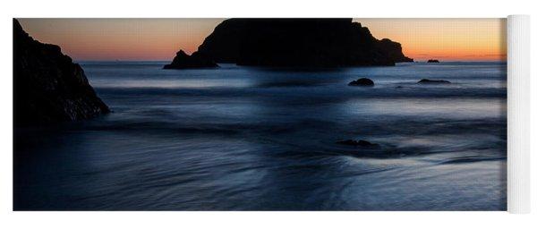 Whaleshead Beach Sunset Yoga Mat