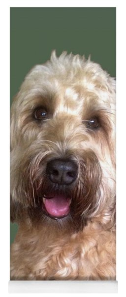 Wheaton Terrier Yoga Mat