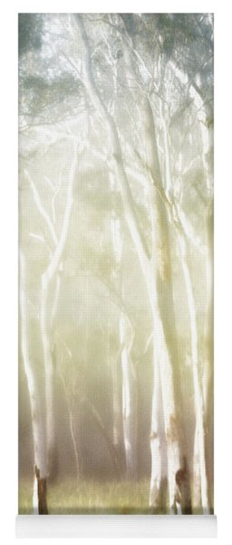 Whisper The Trees Yoga Mat