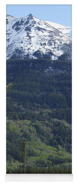 Whistler - Jasper - Canada Yoga Mat