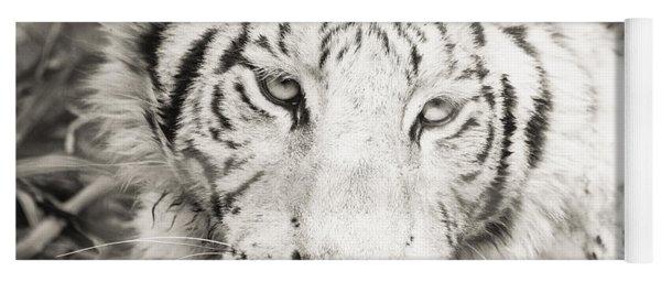 White Tiger Yoga Mat