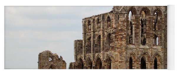 Whitby Abbey Yoga Mat