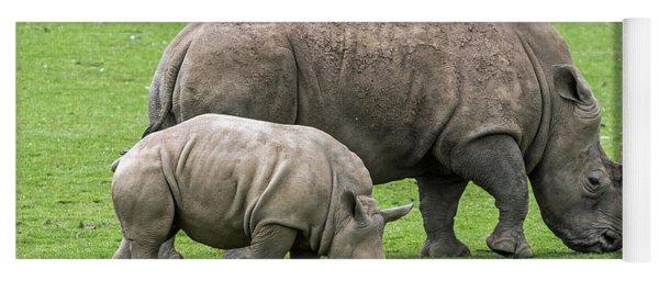 White Rhino 8 Yoga Mat
