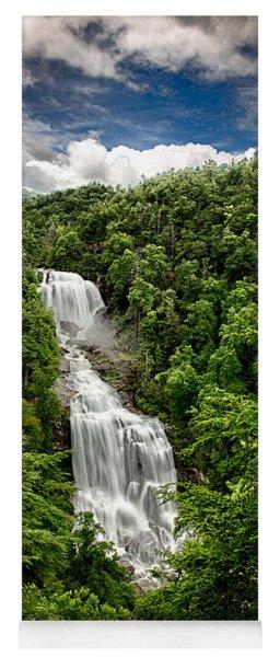 Whitewater Falls Yoga Mat