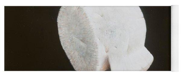 Whole Vertebra, 2012 Acrylic On Canvas Yoga Mat