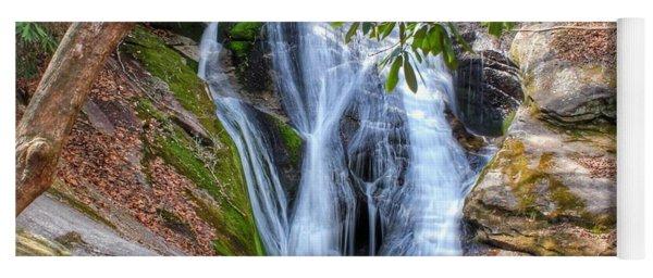 Widows Creek Falls Yoga Mat