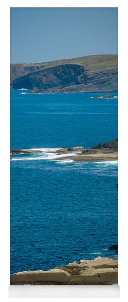 Wild Atlantic Coast Yoga Mat