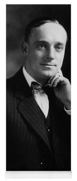 William Francis Murray (1881-1918) Yoga Mat
