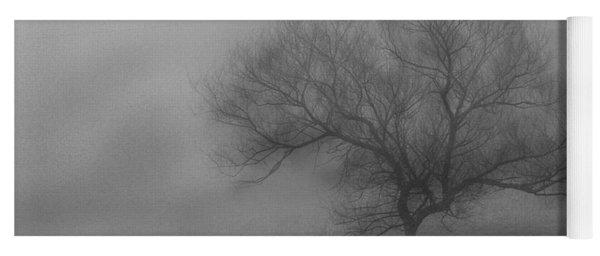 Wind Swept Tree Yoga Mat