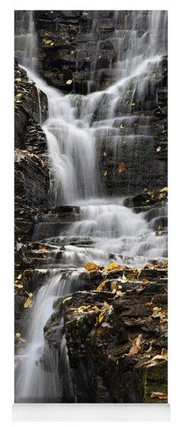 Winding Waterfall Yoga Mat