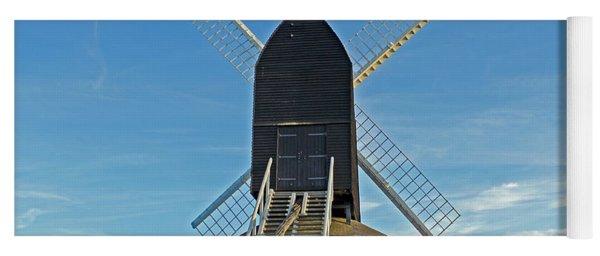 Windmill At Brill Yoga Mat