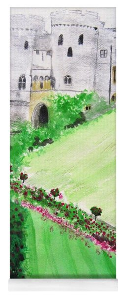 Windsor Castle Yoga Mat