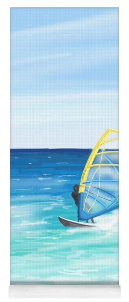 Windsurf Yoga Mat