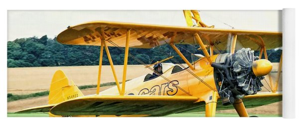 Wingwalking Yoga Mat