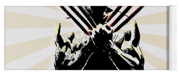 Wolverine Yoga Mat