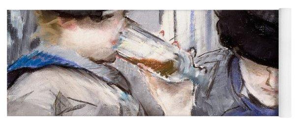 Women Drinking Beer, 1878 Yoga Mat