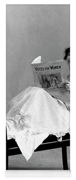 Women's Rights, C1915 Yoga Mat