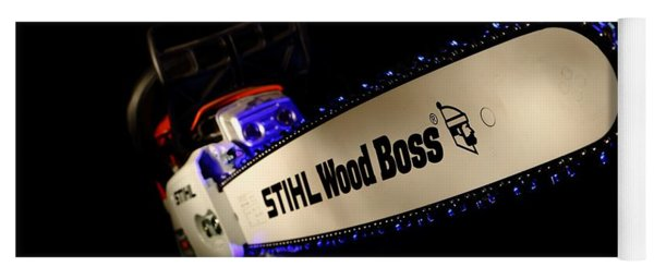Wood Boss Yoga Mat