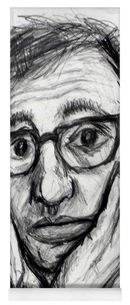 Woody Allen Yoga Mat