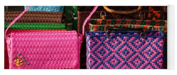 Woven Handbags For Sale Yoga Mat