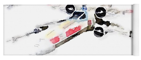X-wing Yoga Mat