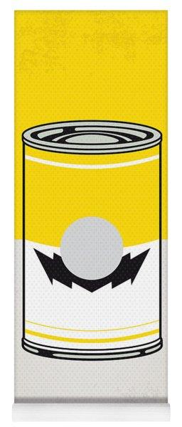 Y Mario Warhols Minimal Can Poster-wario Yoga Mat
